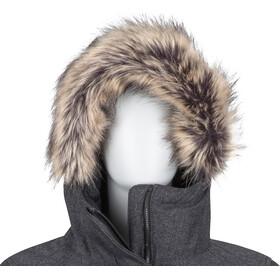 Marmot Georgina Featherless Jakke Damer grå/sort